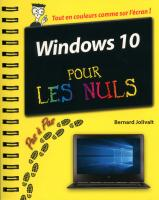 Windows 10 pour les Nuls Pas à Pas