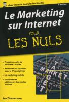 Le Marketing sur Internet pour les Nuls version poche