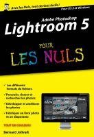 Lightroom 5 pour les Nuls version poche
