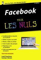 Facebook pour les Nuls poche, 4e édition