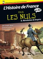 L'Histoire de France pour les Nuls en BD, tome 8