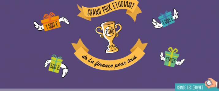 image évènement : Remise du Grand Prix de la Finance pour Tous