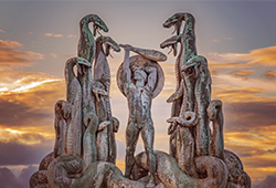 5 monstres fabuleux de la mythologie gréco-romaine