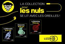 Les livres de la collection « Pour les Nuls » ont trouvé leur voix !