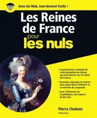 Les Reines de France pour les Nuls grand format