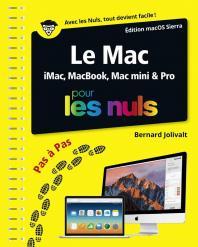 Le Mac ed macOS Sierra pas à pas Pour les Nuls