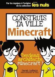 Je construis ma ville Minecraft, Mégapoche Pour les Nuls