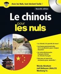 Le chinois pour les Nuls grand format, 2e édition