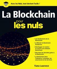 La Blockchain pour les Nuls grand format