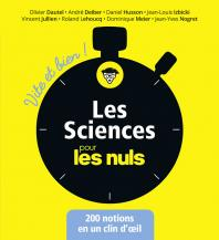 Les sciences pour les Nuls Vite et Bien