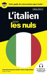 Guide de conversation Italien pour les Nuls, 3e édition