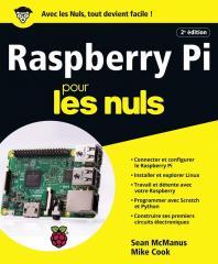 Raspberry Pi pour les Nuls grand format, 2e édition