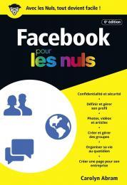 Facebook pour les Nuls poche, 6e édition