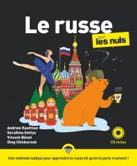 Le russe pour les Nuls
