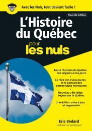 L'Histoire du Québec pour les Nuls, mégapoche, 2e édition québécoise