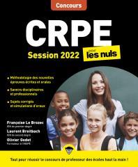 CRPE pour les Nuls Concours, édition 2022