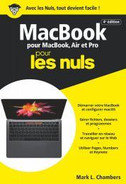 MacBook pour les Nuls, poche, 4e éd.