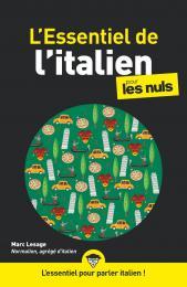 L'Essentiel de l'italien pour les Nuls, poche, 2e éd