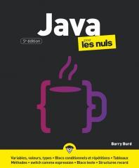 Java pour les Nuls, grand format, 5e éd