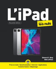 iPad ed IOS 14 pour les Nuls, grand Format
