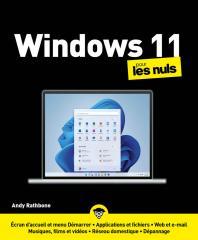 Windows 11 pour les Nuls