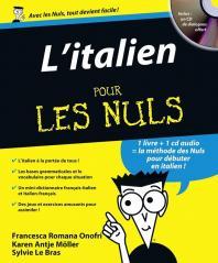 Italien Pour les Nuls (L')