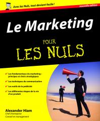 Marketing 2ed pour les nuls