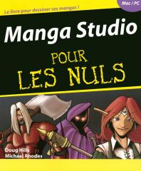 Manga studio Pour les nuls