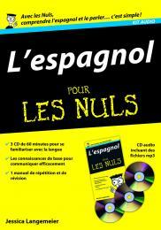Kit audio Espagnol pour les Nuls