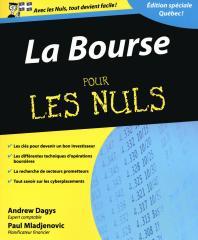 La Bourse pour les Nuls, édition québécoise