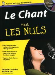 Le Chant POCHE pour les Nuls (+CD)