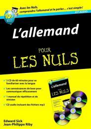 Kit audio Allemand pour les Nuls