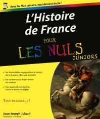 Histoire de France Pour les Nuls Juniors