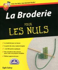 Broderie Pour les Nuls (La)