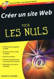 Créer un site Web 4e Poche Pour les nuls