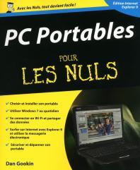 PC Portables Ed Windows 7, 2e Pour les nuls