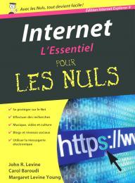 Internet 2e L'essentiel Pour les nuls