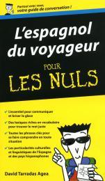 L'Espagnol du voyageur - Guide de conversation Pour les Nuls