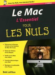 Le Mac Essentiel Pour les Nuls, 2e