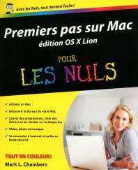 Premiers pas sur Mac ed OS X Lion Pour les Nuls