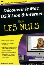 Découvrir le Mac OS X Lion et Internet Poche Pour les nuls
