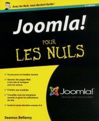 Joomla 3e Pour les Nuls