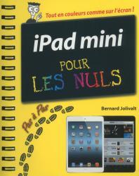 iPad mini Pas à Pas pour les Nuls