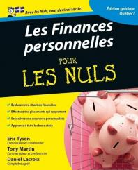 Finances personnelles éd. québecoise, 2e pour les Nuls