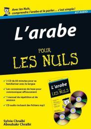 Kit audio Arabe Pour les Nuls