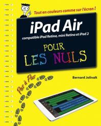 iPad Air Pas à Pas Pour les Nuls