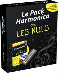 Pack Harmonica pour les Nuls 2e édition