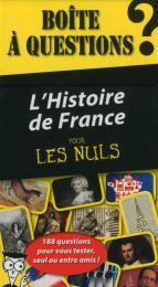 Boîte à questions - L'Histoire de France pour les Nuls
