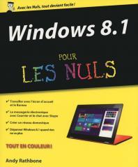 Windows 8.1 Pour les Nuls