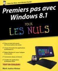 Premiers pas avec Windows 8.1 pour les Nuls